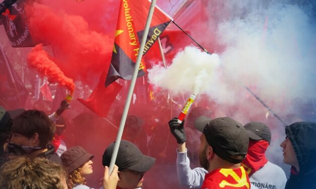 Marxism On The Rise In The West