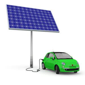 solar-driven silver demand