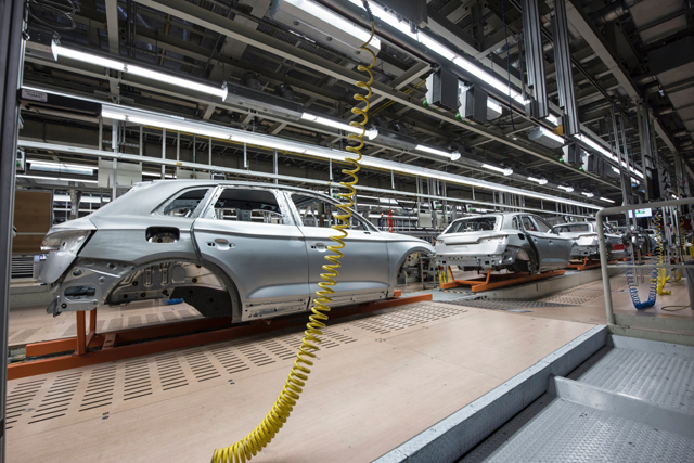Size Of Automotive Industry Set To Shrink Substantially